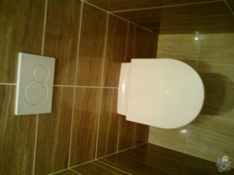 Rekonstrukce wc v RD: DSC08976