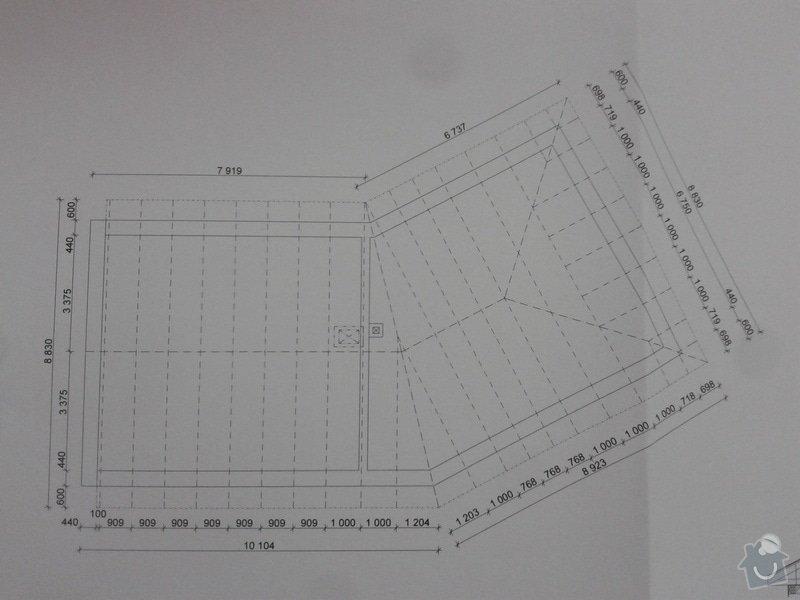 Realizaci strechy na RD: strecha2