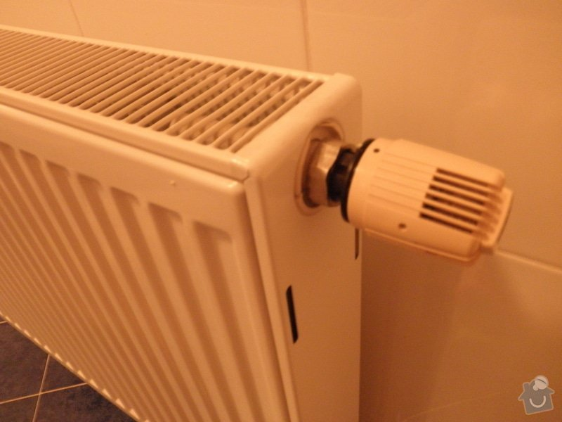 Oprava radiátoru: P9230340
