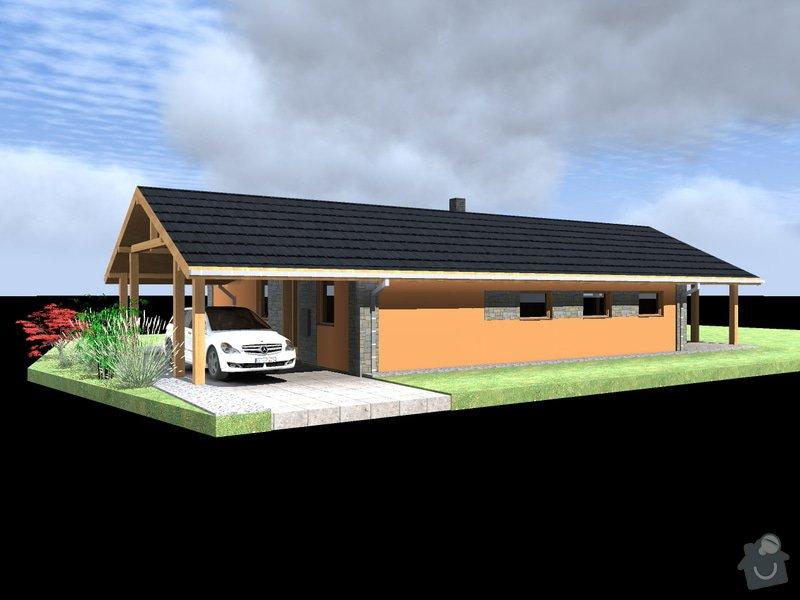 Vystavba rodinneho domu (drevostavba): 3