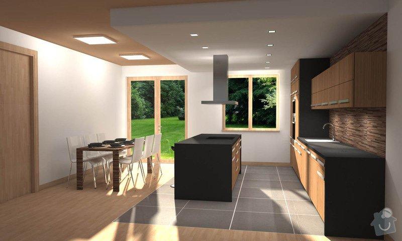 Návrh interiéru kuchyně s jídelnou: interier_kuchyn_2