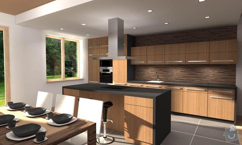 Návrh interiéru kuchyně s jídelnou: interier_kuchyn_3