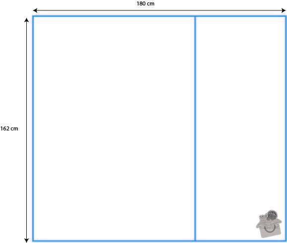 Výměna oken v paneláku: okno_loznice
