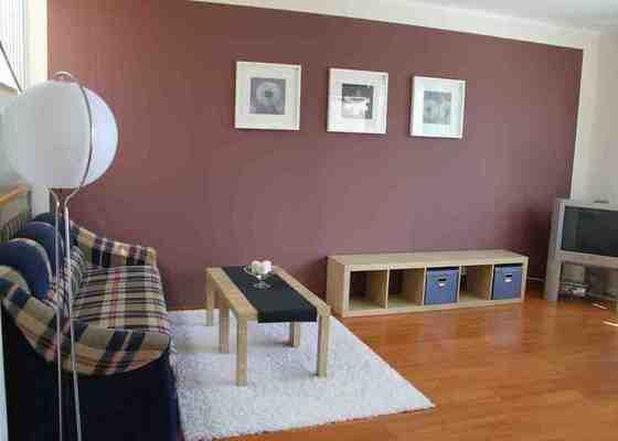 Vymalování bytu 2+kk (61 m2)