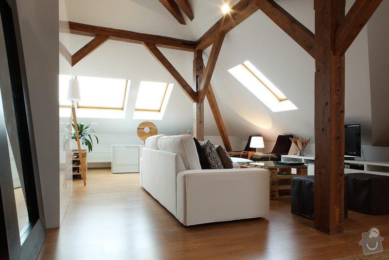 Návrh a zařízení pronajatého bytu: 20121005-IMG_1577ok