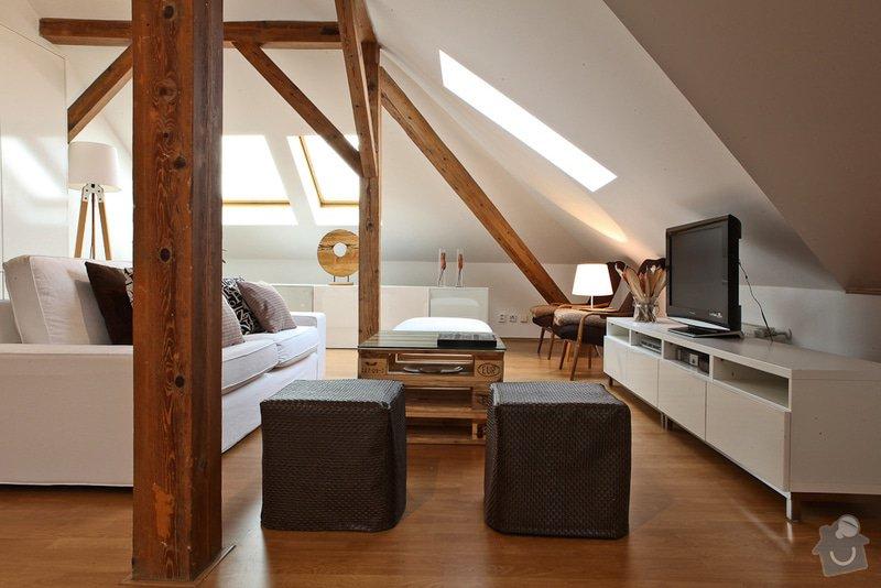 Návrh a zařízení pronajatého bytu: 20121005-IMG_1575ok