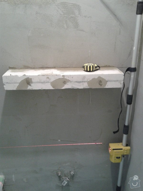 Rekonstrukce bytového jádra: 20130912_113947