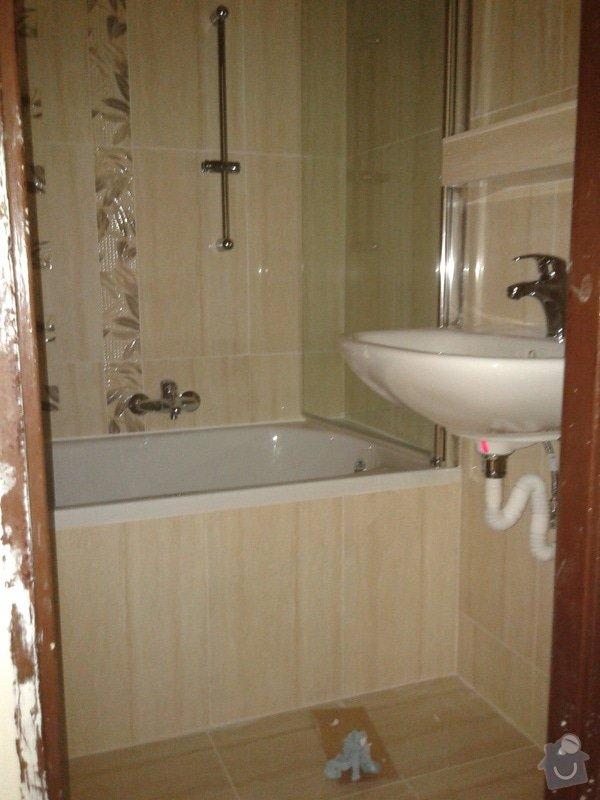 Rekonstrukce bytového jádra: 20130918_140610
