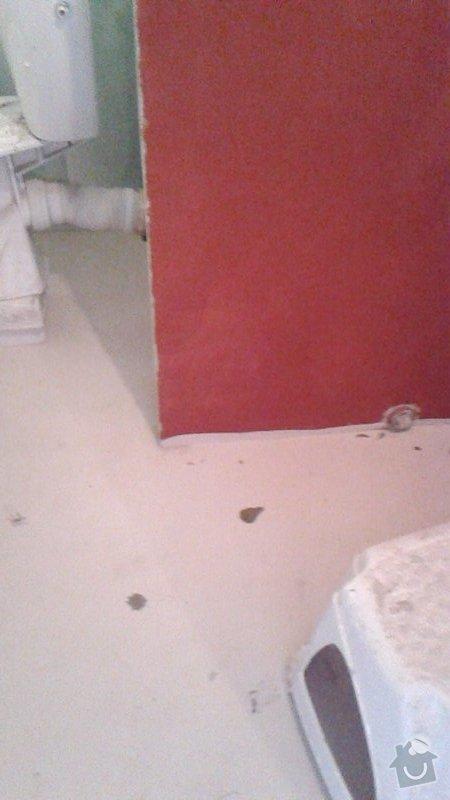 Rekonstrukce bytového jádra, kuchyň, vestavěná skříň: 20130730_094152