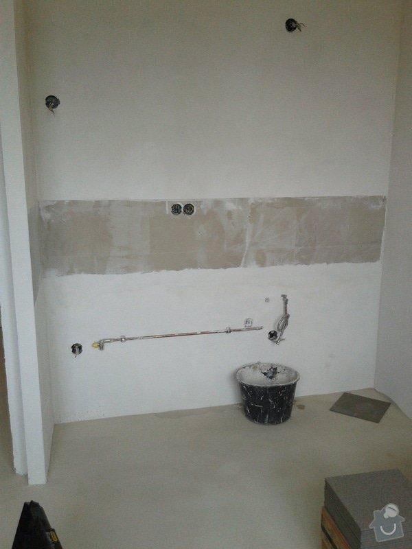 Rekonstrukce bytového jádra, kuchyň, vestavěná skříň: 20130730_094248