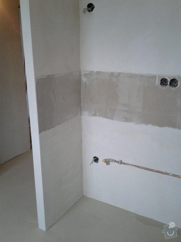 Rekonstrukce bytového jádra, kuchyň, vestavěná skříň: 20130730_094257