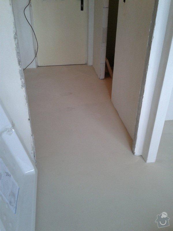 Rekonstrukce bytového jádra, kuchyň, vestavěná skříň: 20130730_094312