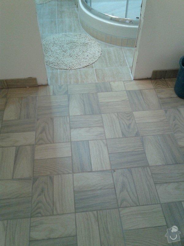 Rekonstrukce bytového jádra, kuchyň, vestavěná skříň: 20130808_104457