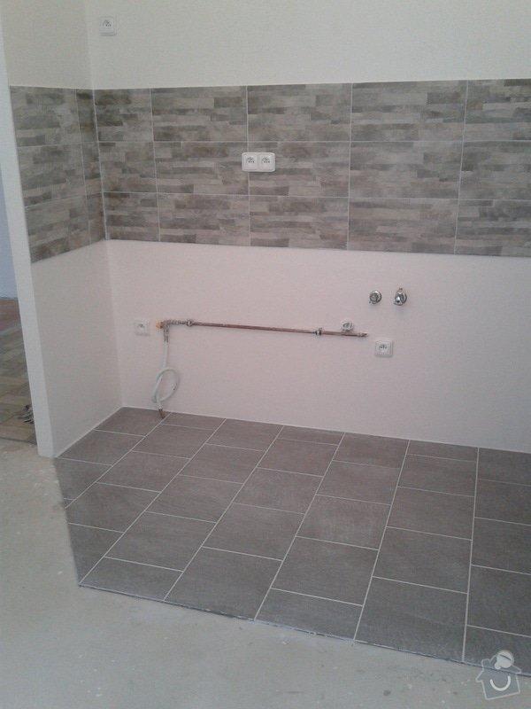 Rekonstrukce bytového jádra, kuchyň, vestavěná skříň: 20130808_104438
