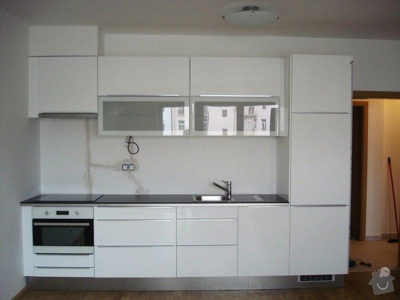 Příprava a montáž kuchyně IKEA: 004