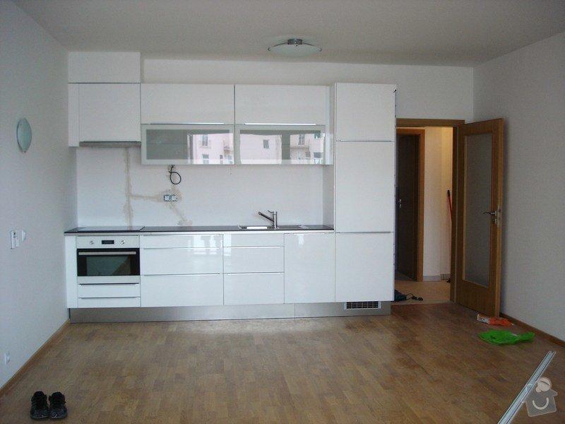 Příprava a montáž kuchyně IKEA: 005