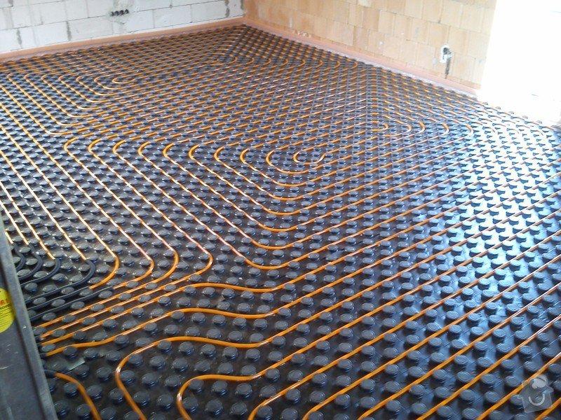 Podlahové vytápění: DSC_0515