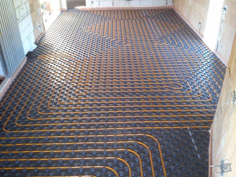 Podlahové vytápění: DSC_0514