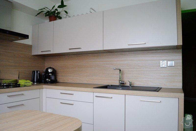 Rohová kuchyně do panelového bytu pro rodinu, Rokycany: DSC_1568