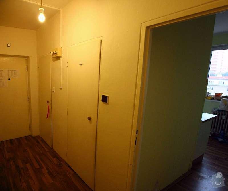 Rekonstrukce bytového jádra: 2_jadro_predsin