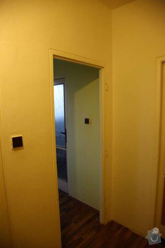 Rekonstrukce bytového jádra: 5_predsin-kuchyn