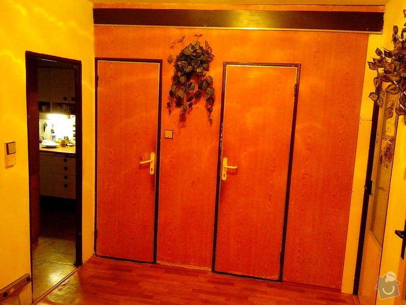 Rekonstrukce bytového jádra a vybourání příčky mezi obývákem a kuchyní.: IMG_20130926_212255