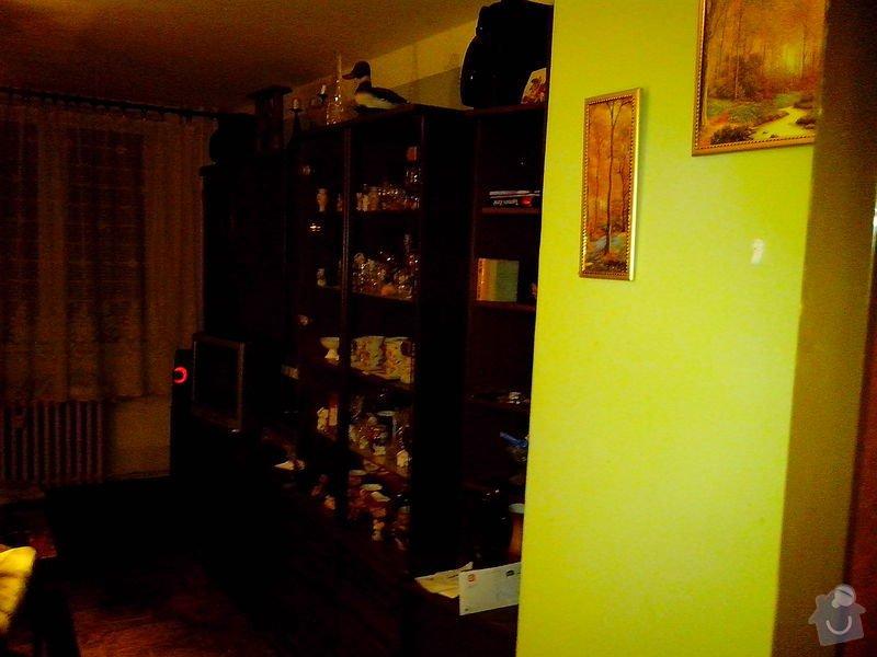 Rekonstrukce bytového jádra a vybourání příčky mezi obývákem a kuchyní.: IMG_20130926_212410