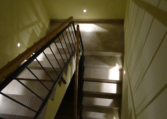 Osvětlení schodiště