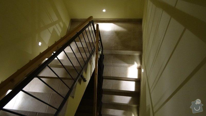 Osvětlení schodiště: DSC00984
