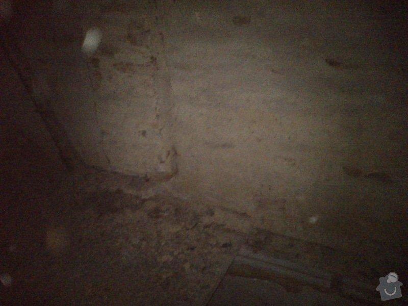 TESAŘ: Rekonstrukce jižního štítu sedlové střechy: DSC_2084