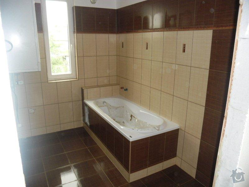 Dlažby, obklady v koupělně, WC a na chodbě + omítky v garáži: obklad-a-dlazba-v-koupelne-wc-a-kuchyni_143