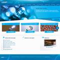 Tvorba www stranek pro vyrobce led svetelnych zdroju lightronic 1