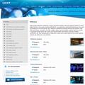 Tvorba www stranek pro vyrobce led svetelnych zdroju lightronic 2
