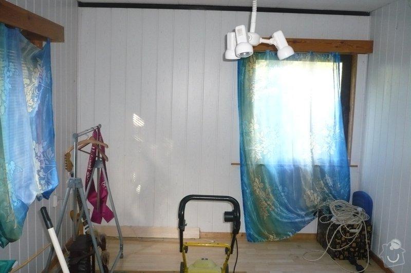 Rekonstrukce vnitřních prostor domu 5+1: P1080555