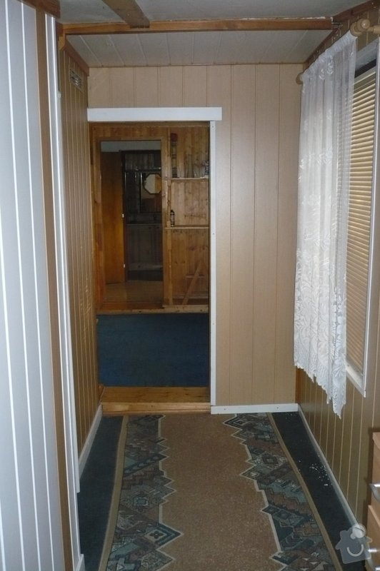 Rekonstrukce vnitřních prostor domu 5+1: P1080556