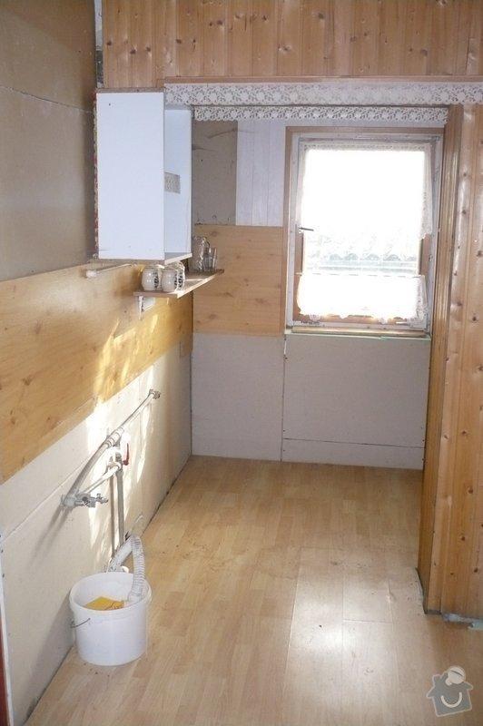 Rekonstrukce vnitřních prostor domu 5+1: P1080569