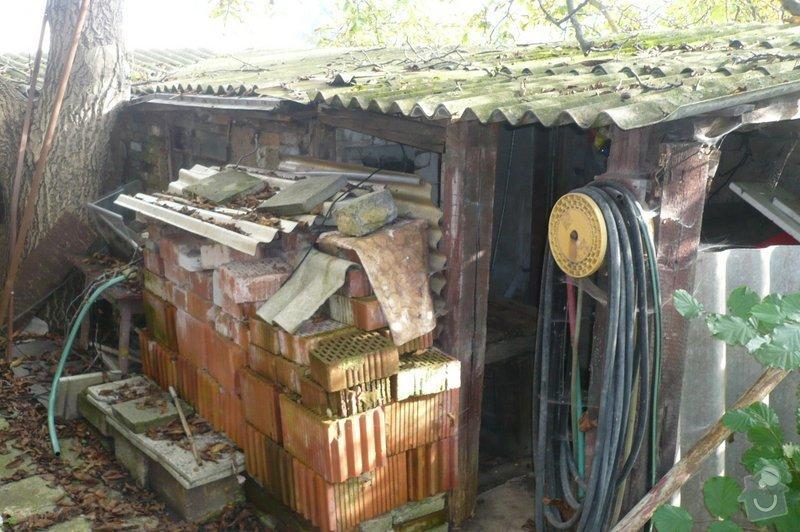 Rekonstrukce vnitřních prostor domu 5+1: P1080581