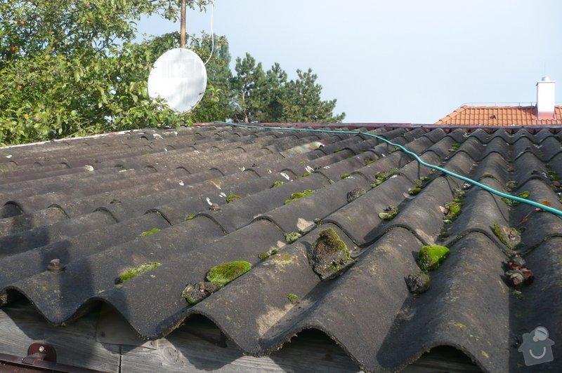Rekonstrukce vnitřních prostor domu 5+1: P1080584