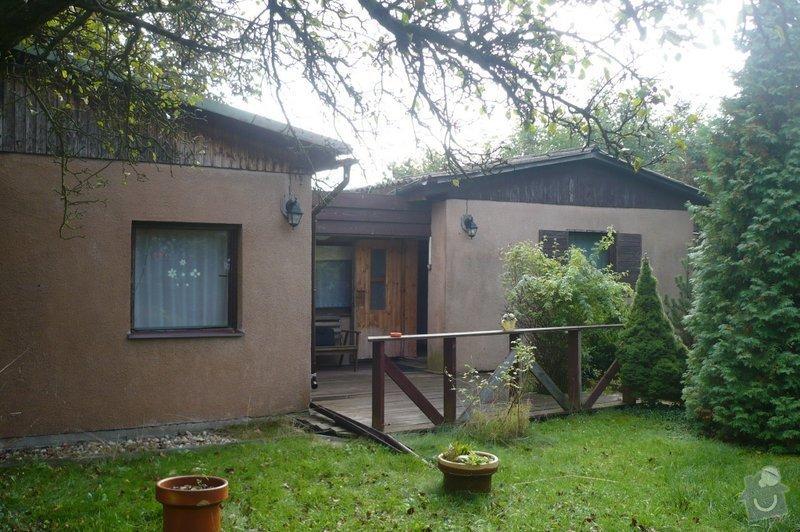 Rekonstrukce vnitřních prostor domu 5+1: P1080588