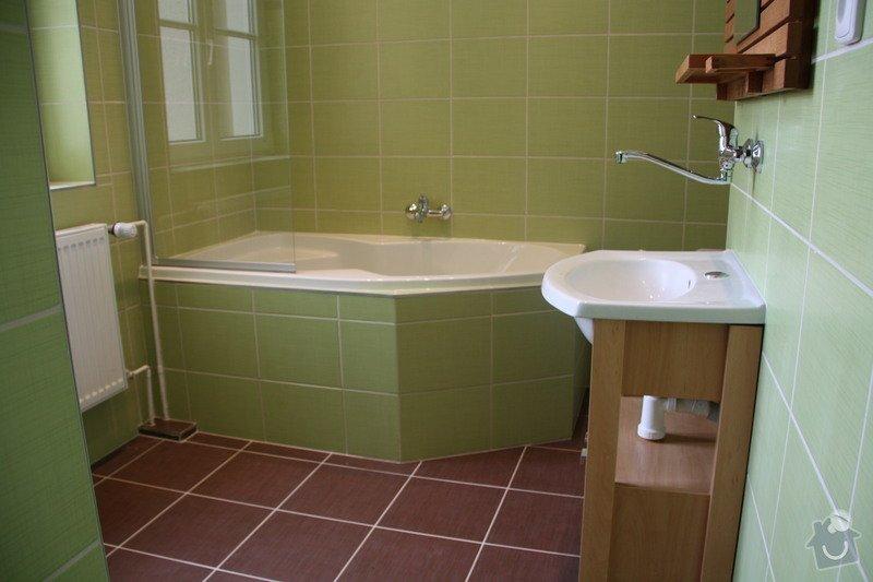 Rekonstrukce koupelny: IMG_0002