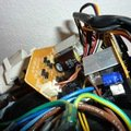 Oprava elektroniky klimatizace vymena kondenzatoru kondenzator