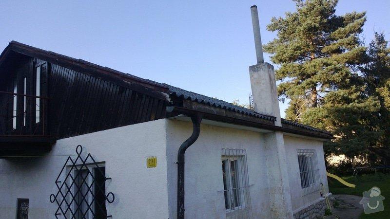 Instalace hromosvodu: WP_20130928_011