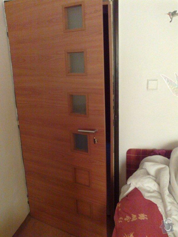 Výměna dveří: d