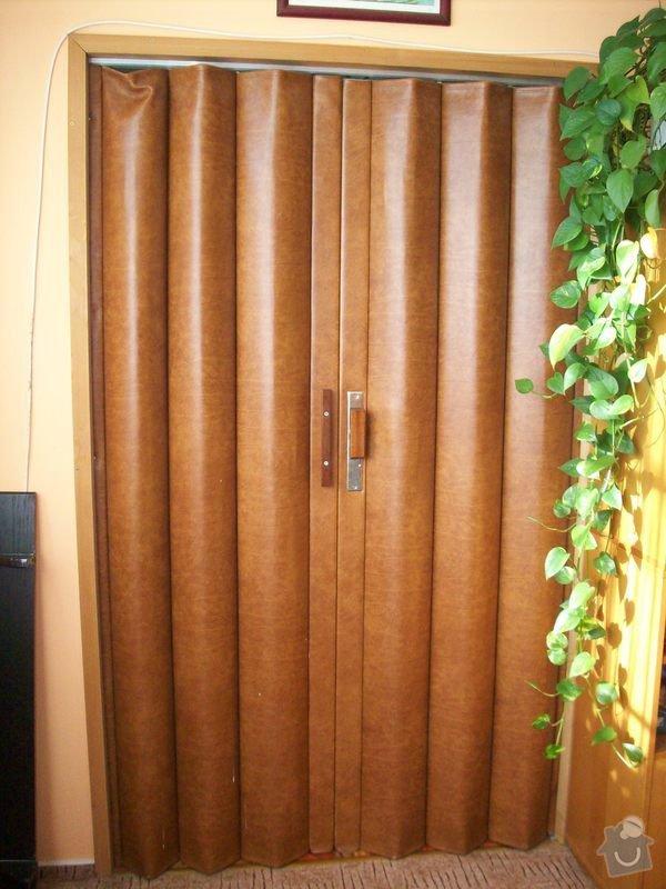 Interiérovné posuvné dveře: 100_9657