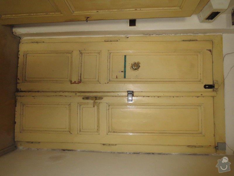 Lakýrnické práce (renovace 7 ks starých dveří): IMG_0005