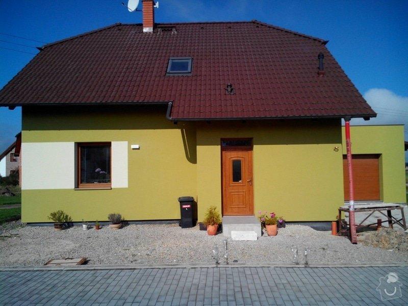 Zhotovení a materiál na fasádu - 230 m2: IMG_20130928_105856