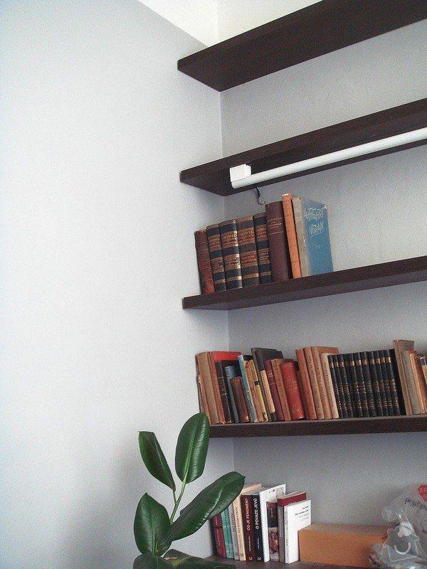 Oprava dřevěné knihovny: DSC04275