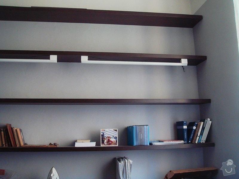 Oprava dřevěné knihovny: DSC04276