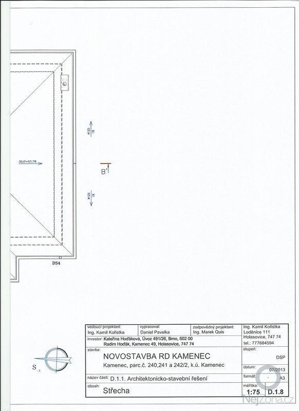 Střešní krytina Bramac, Tondach - bez práce: Scan0011