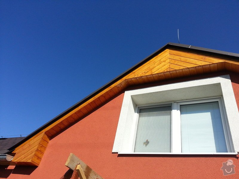 Podbytí krovů cca 40m2: 20130930_142139